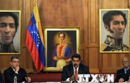 Tổng thống Venezuela thúc đẩy các biện pháp cải thiện nền kinh tế