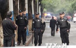Cảnh sát Trung Quốc tiêu diệt 6 kẻ tấn công tại Tân Cương