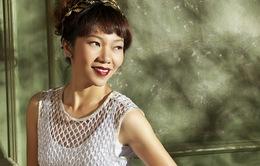 Diva Hà Trần hát trong bán kết Vietnam's Got Talent ngày 15/3