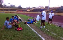 VCK U19 QG - Cúp Tôn Hoa Sen 2015: Viettel, Long An, Hà Nội T&T, VPF vào bán kết