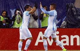 CẬP NHẬT tin tối 1/4: Raul cảnh báo Xavi. 'Mr Cola' muốn sở hữu Milan. Argentina đạt phong độ cao nhất!