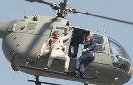 Mexico City thiệt hại 24 triệu USD vì hoạt động quay phim 007