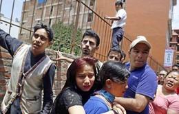 Động đất tại Nepal gây thương vong tại cả Ấn Độ và Trung Quốc