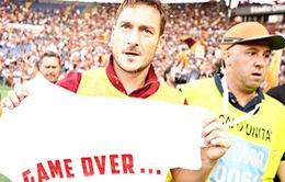 Roma về nhì Serie A: Cái kết ngọt ngào màu... bã trầu