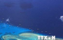 Mỹ sẽ tiếp tục tuần tra ngăn đụng độ bất ngờ ở Biển Đông