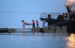 Số nạn nhân thiệt mạng vụ chìm tàu tại Trung Quốc tăng lên 75