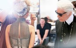 Chanel đưa bêtông vào Haute Couture Thu Đông 2014-2015