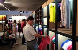 Cựu Thủ tướng Singapore khai trương hiệu thời trang DON ở Hà Nội
