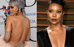 Ảnh nóng của Rihanna và Gabrielle Union bị phát tán trên mạng