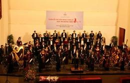 Nghệ sỹ Việt Nam tham dự Tuần lễ các dàn nhạc châu Á 2014