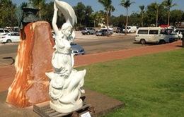 Việt Nam tham gia triển lãm nghệ thuật điêu khắc ở Australia