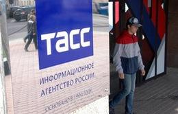 Hãng tin nhà nước Nga chính thức trở lại tên gọi lịch sử TASS