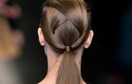 5 kiểu buộc tóc đuôi ngựa độc đáo khiến bạn trẻ trung, cá tính