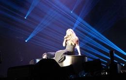 Mariah Carey hát sai lời trong chuyến lưu diễn ở Nhật Bản