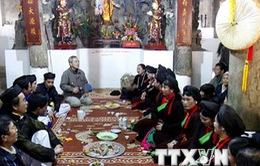 Bắc Ninh: Phục dựng Nhà chứa Quan họ truyền thống kiểu cổ