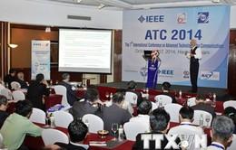 Khai mạc Hội nghị quốc tế về công nghệ tiên tiến trong truyền thông