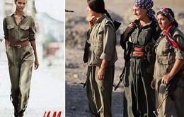 H&M phải xin lỗi vì bộ jumpsuit giống nữ chiến binh người Kurd