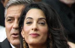 Vợ George Clooney là người phụ nữ quyền lực nhất Anh