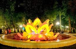 Thêm công trình nghệ thuật chào mừng 60 năm Giải phóng Thủ đô