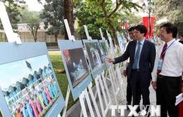 60 năm Giải phóng Thủ đô: Tưng bừng Ngày hội văn hóa Hòa bình