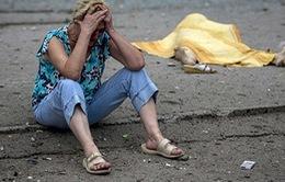 Hơn 4.000 người thiệt mạng do xung đột tại miền Đông Ukraine