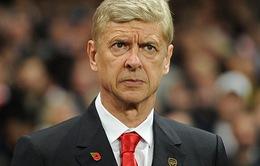 Arsene Wenger nổi giận: 'Không hiểu thái độ thi đấu của chúng tôi kiểu gì'