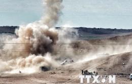 Syria: Quân đội tấn công IS ở miền Bắc, 21 người thiệt mạng