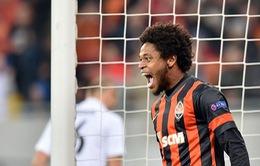 Ghi 8 bàn sau 2 trận, Luiz Adriano che mờ Ronaldo và Messi tại Champions League