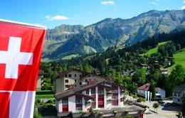 Thụy Sĩ là quốc gia có tiêu chuẩn sống cao nhất châu Âu