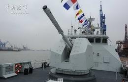 Trung Quốc đưa thêm một tàu hộ vệ tên lửa ra Biển Đông