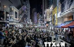 Sinh viên Hong Kong lên kế hoạch mở rộng quy mô biểu tình