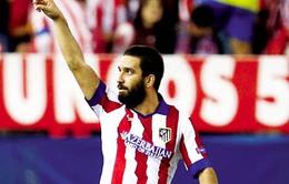 Atletico: Cần đột biến, có Arda Turan