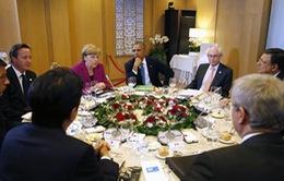 Nhật sẽ tiếp tục phối hợp với nhóm G7 để trừng phạt Nga