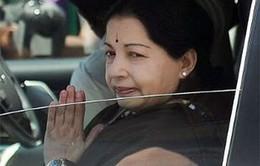 Ấn Độ: Thủ hiến bang Tamil Nadu bị kết án 4 năm tù giam