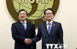 Ba nước Hàn-Trung-Nhật đàm phán thúc đẩy hợp tác ba bên