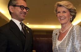 Australia-Indonesia nối lại hợp tác quân sự và tình báo
