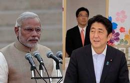 """Nhật Bản và Ấn Độ tiến tới khởi động cơ chế đối thoại """"2+2"""""""