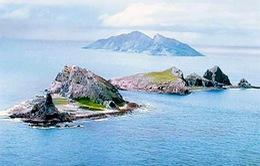 Nhật đặt tên 5 đảo trên Senkaku/Điếu Ngư