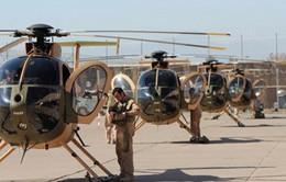 Chuyên gia Bỉ kết thúc nhiệm vụ đào tạo phi công tại Afghanistan