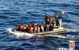 Hải quân Italy cứu 2.700 người nhập cư trái phép từ Bắc Phi