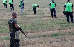 Chưa bắt đầu điều tra quốc tế hiện trường vụ rơi máy bay MH17