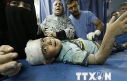 Palestine cáo buộc Israel phá vỡ lệnh ngừng bắn 7 giờ ở Gaza