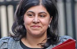 Một bộ trưởng của Anh từ chức để phản đối chính sách Gaza