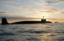 Tàu ngầm hạt nhân chiến lược Nga chỉ sử dụng linh kiện nội địa