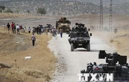 Đụng độ giữa lực lượng an ninh với người Kurd tại Thổ Nhĩ Kỳ