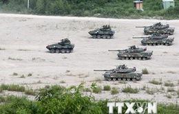 Triều Tiên dọa tấn công phủ đầu cuộc tập trận chung Hàn-Mỹ
