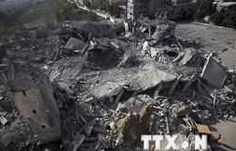 Phong trào Hamas thề tiếp tục đấu tranh chống lại Israel
