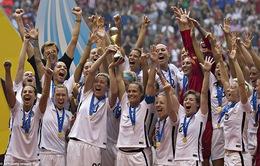 Hủy diệt Nhật Bản, tuyển bóng đá nữ Mỹ vô địch thế giới