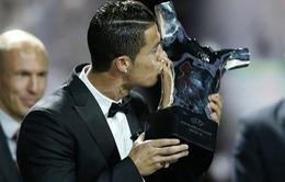 CHÙM ẢNH: 10 cầu thủ xuất sắc nhất Châu Âu mùa giải 2014-15