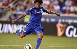 Pha bỏ lỡ không tưởng của Loic Remy trong trận giao hữu của Chelsea